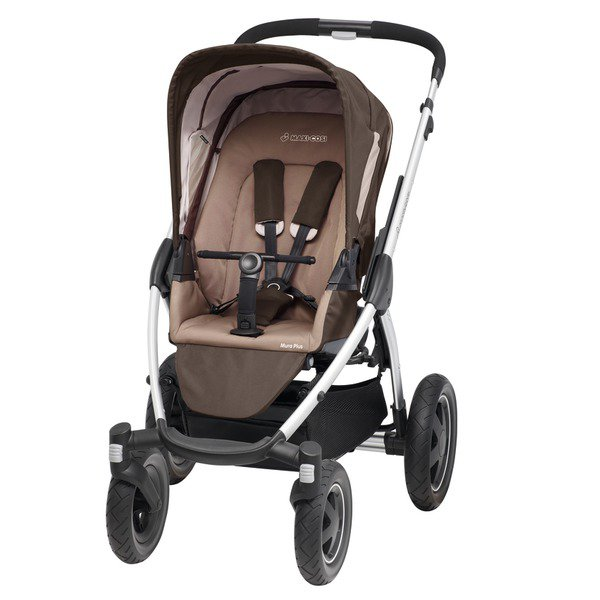 Carucior Mura 4 Plus Maxi Cosi Walnut Brown