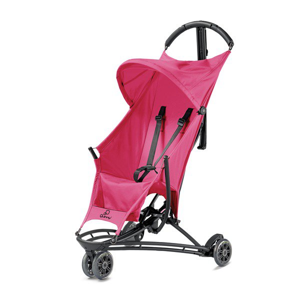 Carucior Yezz Quinny Pink Hybrid