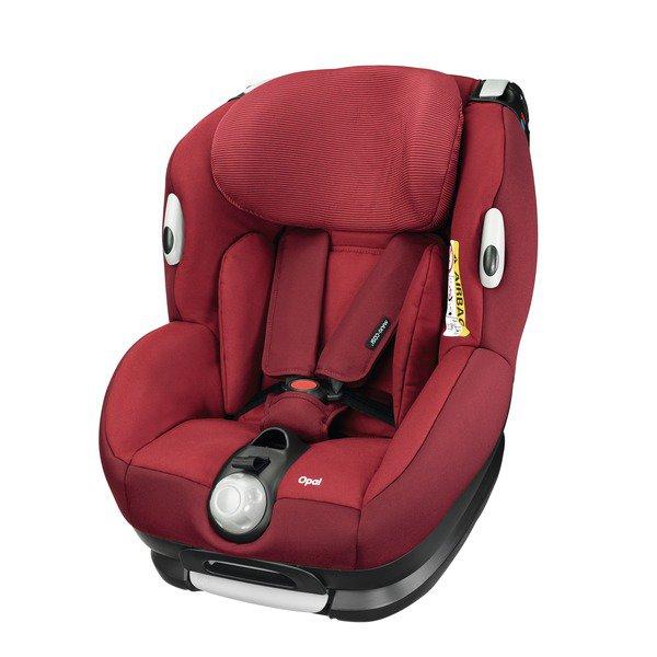 Fotoliu Auto Opal Bebe Confort + Husa De Vara Cadou Robin Red
