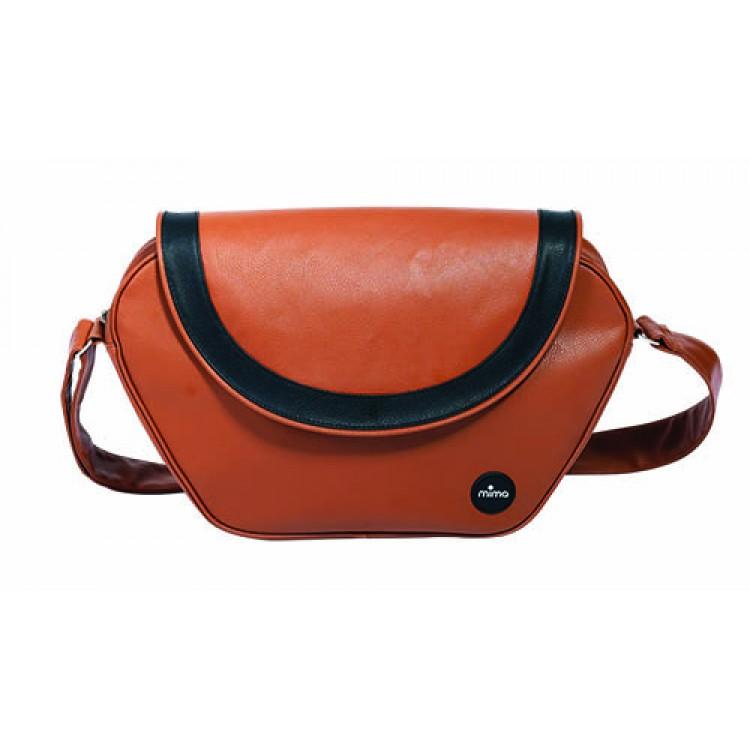 Geanta Trendy Chaging Bag Pentru Carucioare Mima Xari Si Kobi Camel