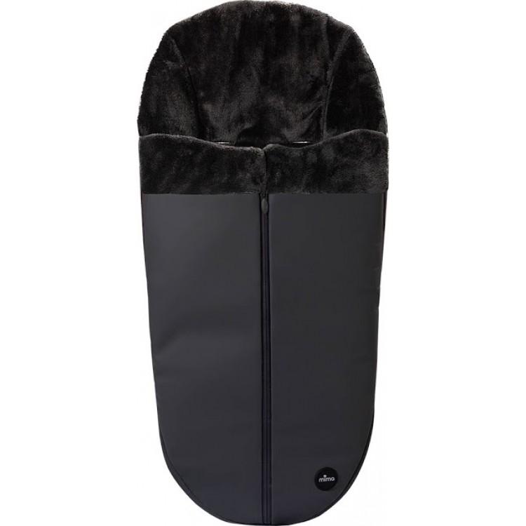 Invelitoare Iarna Footmuff Xari/kobi 2g Black