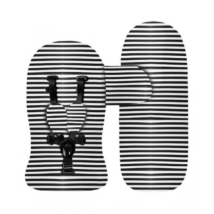 Kit Starter Pack Pentru Carucioarele 2in1 Xari Si Kobi Black & White imagine