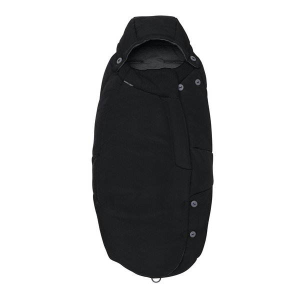 Salopeta General Footmuff Bebe Confort Black Raven