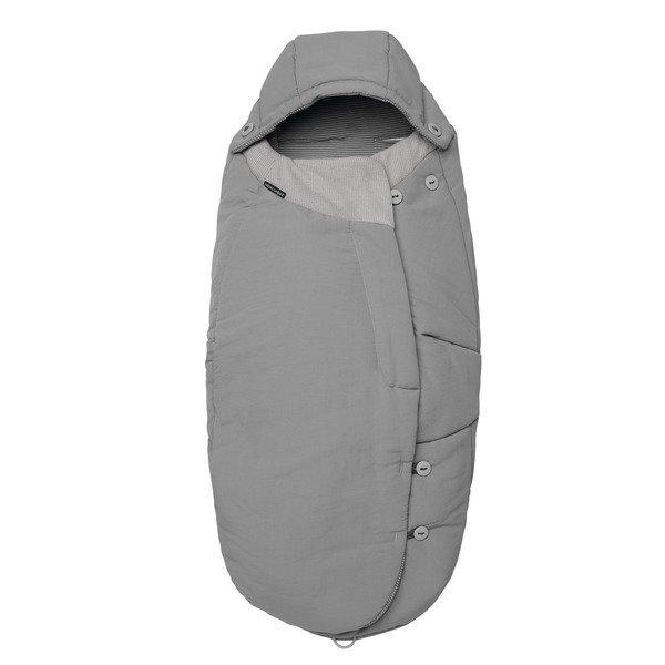 Salopeta General Footmuff Bebe Confort Concrete Grey