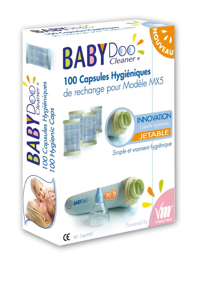 Rezerve Igienice Pentru Aspiratorele Nazale Babydoo Mx Visiomed imagine