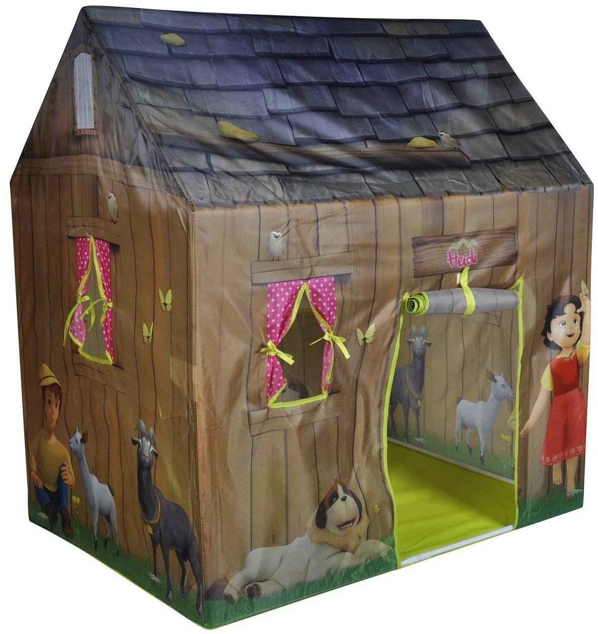 Cort De Joaca Pentru Copii Casuta Lui Heidi