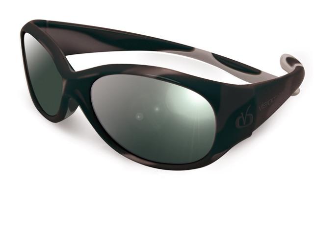 Ochelari Protectie Solara Reverso Vista 4-8 Ani, Negru/gri imagine