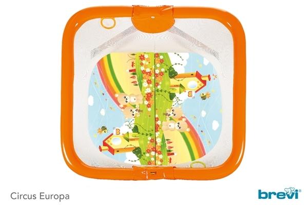 Brevi 581 Tarc de joaca Europa 596