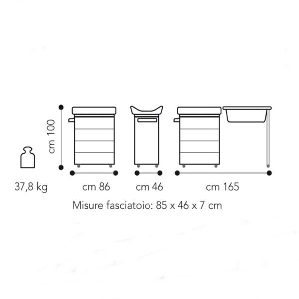 Brevi 571 Comoda Idea Fag 553