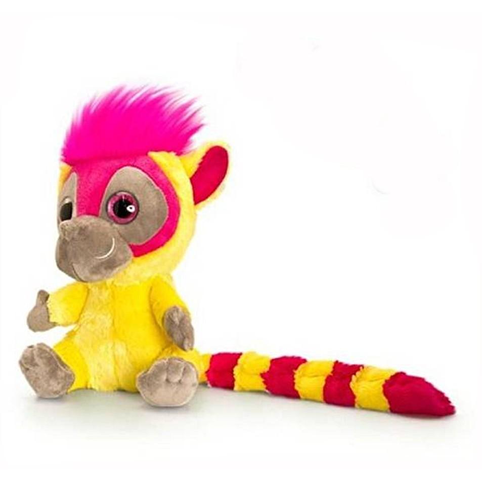 Lemur de plus Moonlings Galben 14 cm Keel Toys
