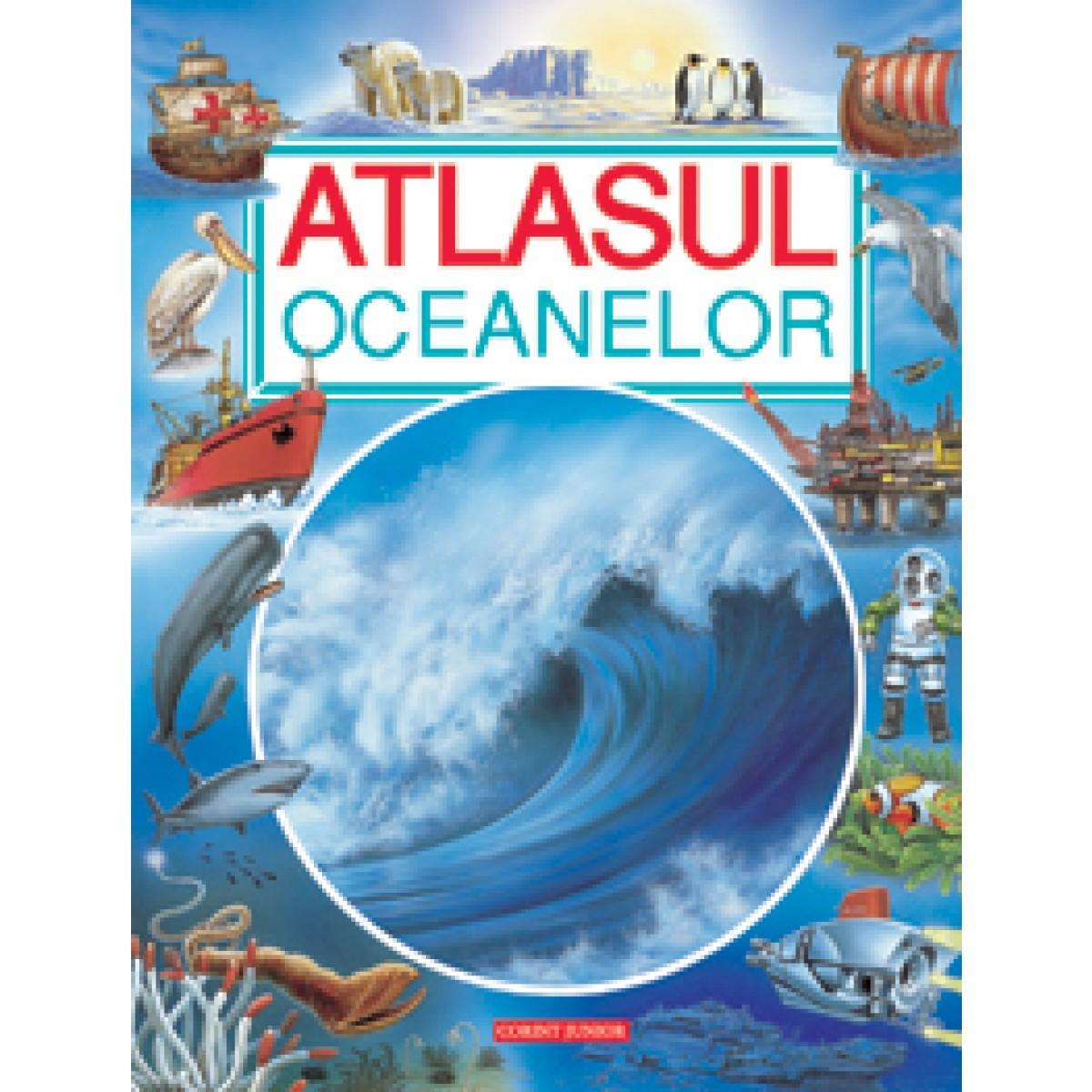 Atlasul oceanelor imagine