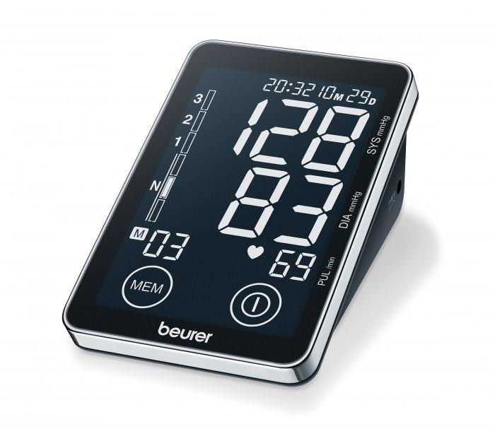Tensiometru electronic de brat Touchscreen BM58 imagine