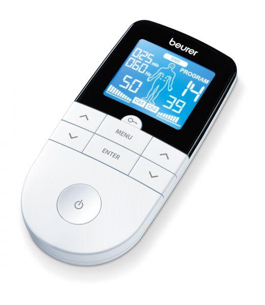 Aparat electrostimulare EMS/TENS digital EM49
