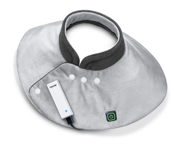 Perna electrica mobila pentru umeri, cu baterie externa HK57