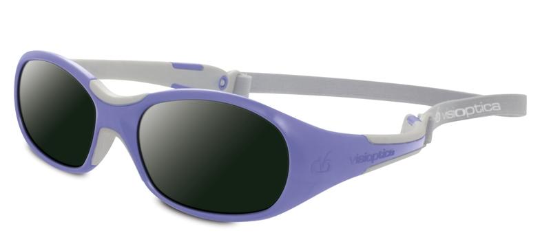 Ochelari Protectie Solara Reverso Alpina 2-4 Ani, Mov