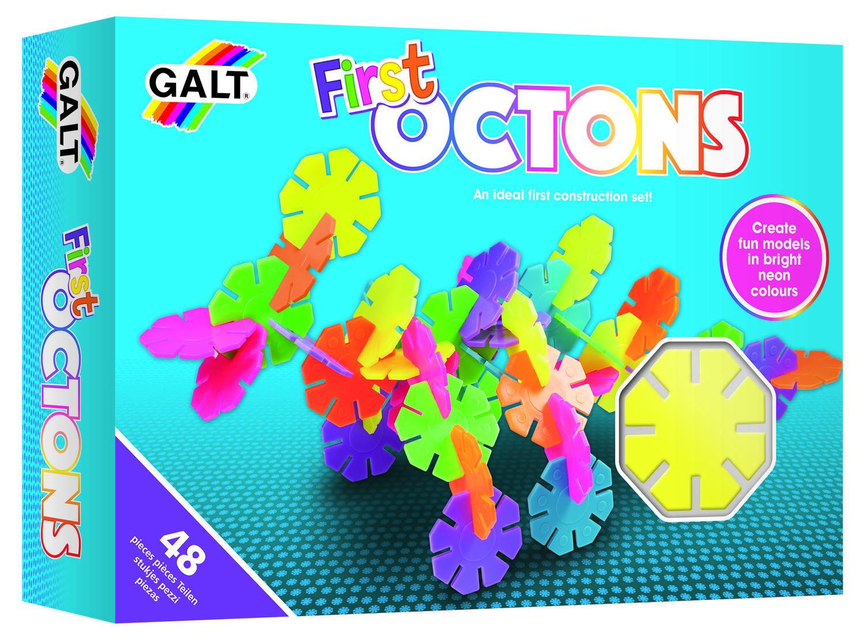 Set de construit - First Octons - 48 piese