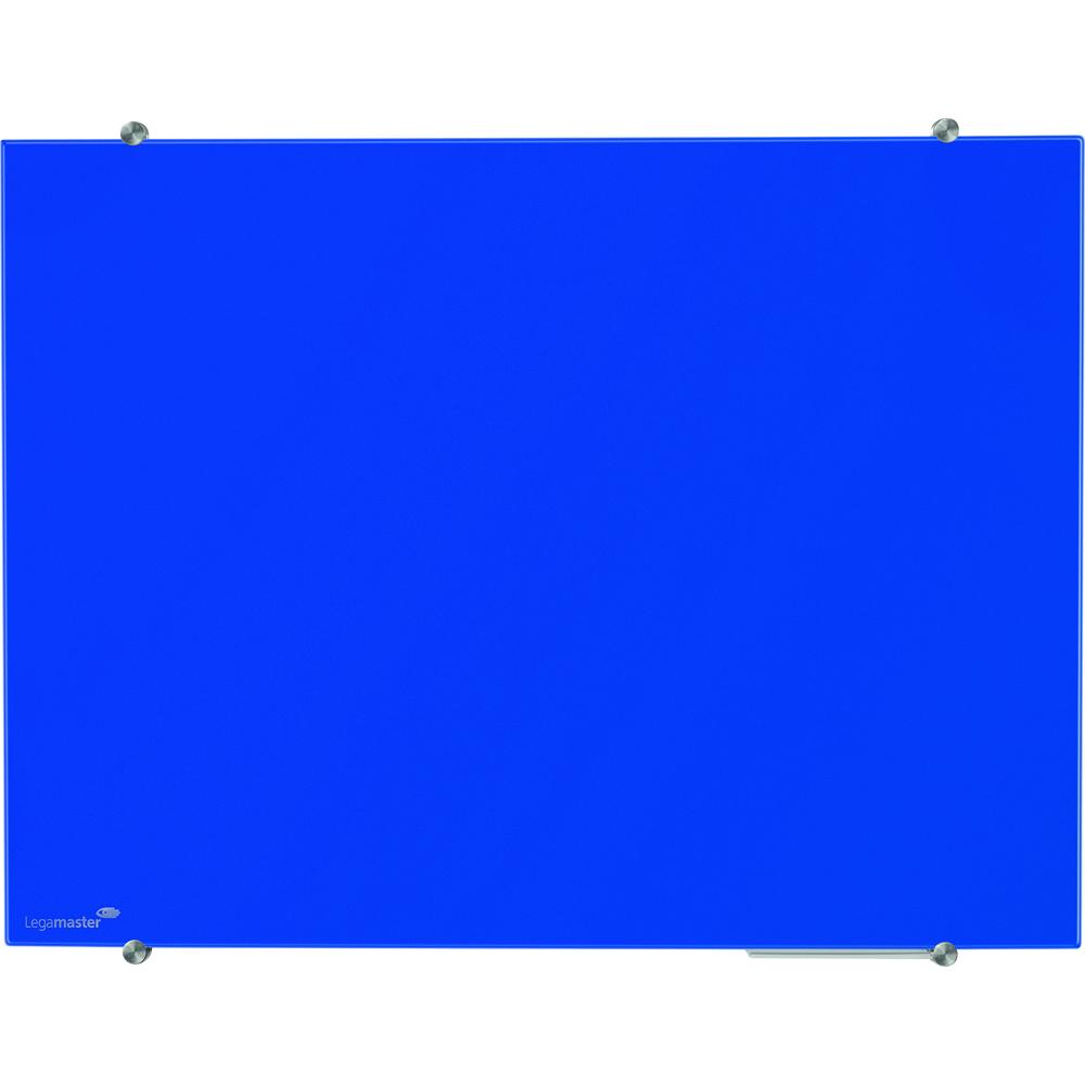 Legamaster tabla magnetica din sticla 60x80cm culoare albast imagine