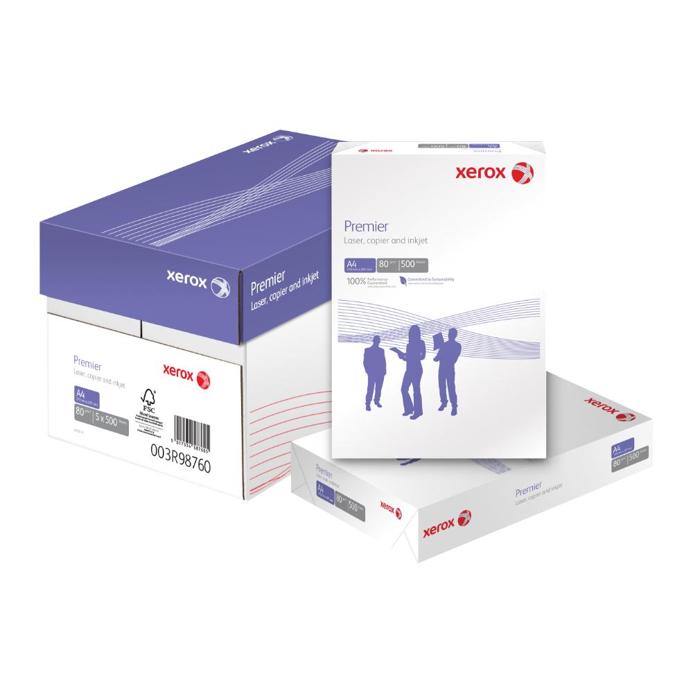 Hartie Xerox PremierA4 80 gmp500 coli