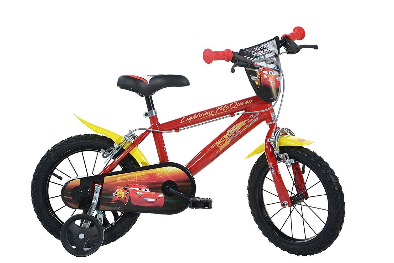 Bicicleta copii 14`` CARS MOVIE