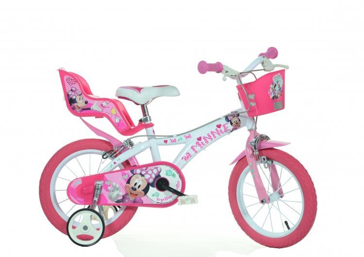 Bicicleta copii 16'' MINNIE imagine