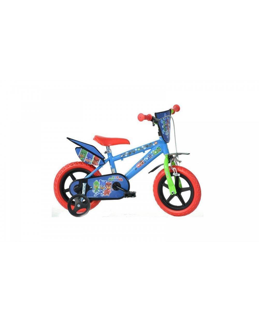 Bicicleta copii 12'' EROII IN PIJAMA imagine
