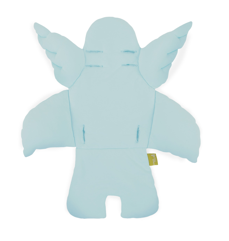 Pernuta universala Angel Jersey Mint Blue imagine