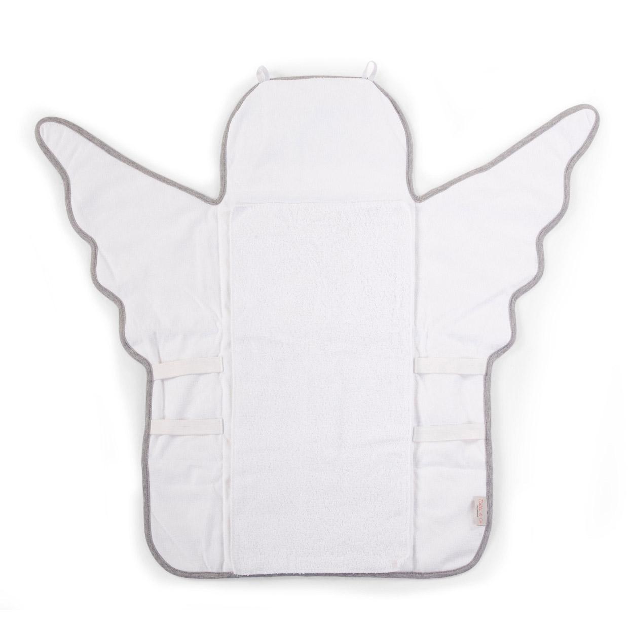 Salteluta de infasat portabila Angel Jersey Marin