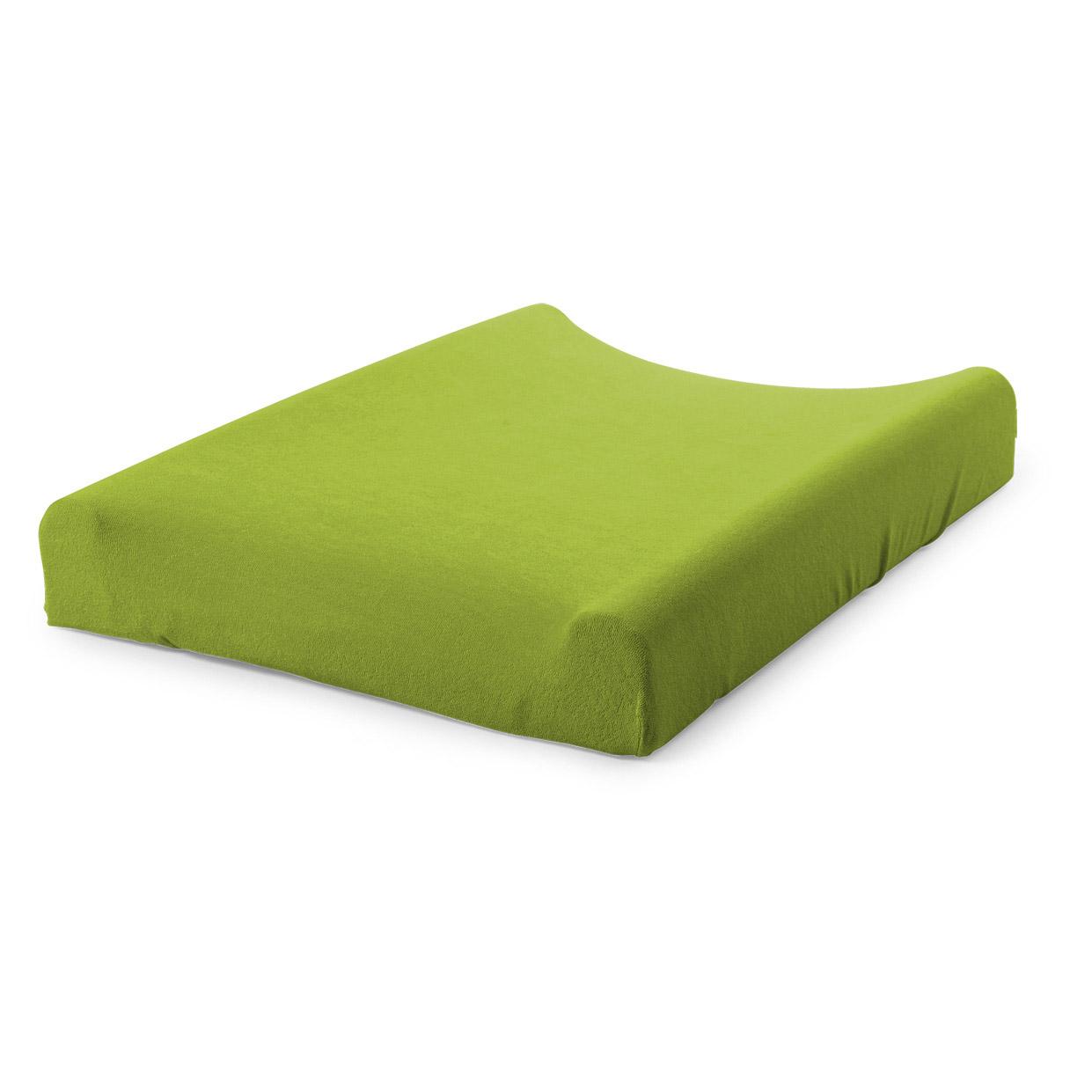 Husa pentru saltea de infasat Tricot Lime 180g imagine