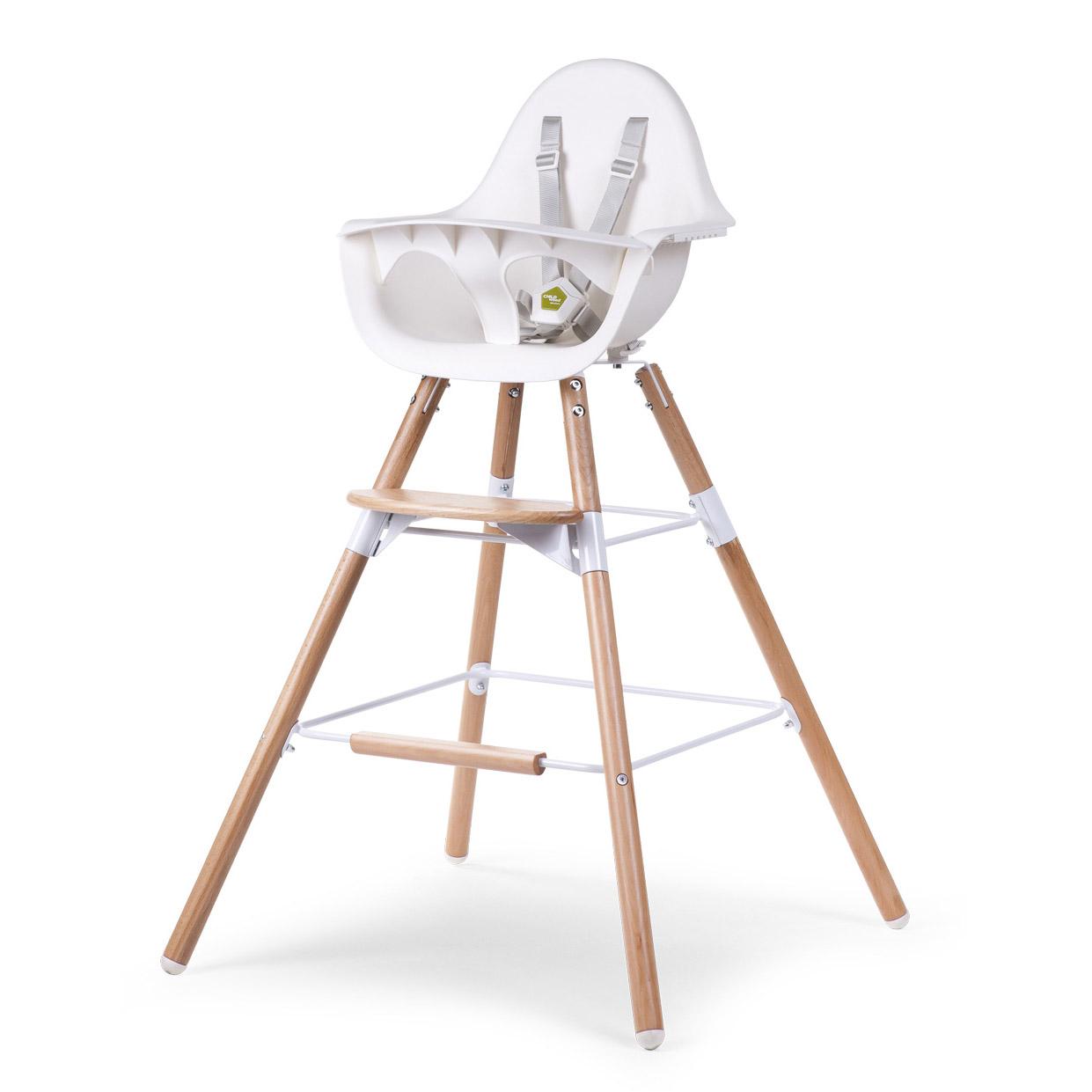 Kit prelungire picioare scaun de masa EVOLU 2 + suport picioare imagine