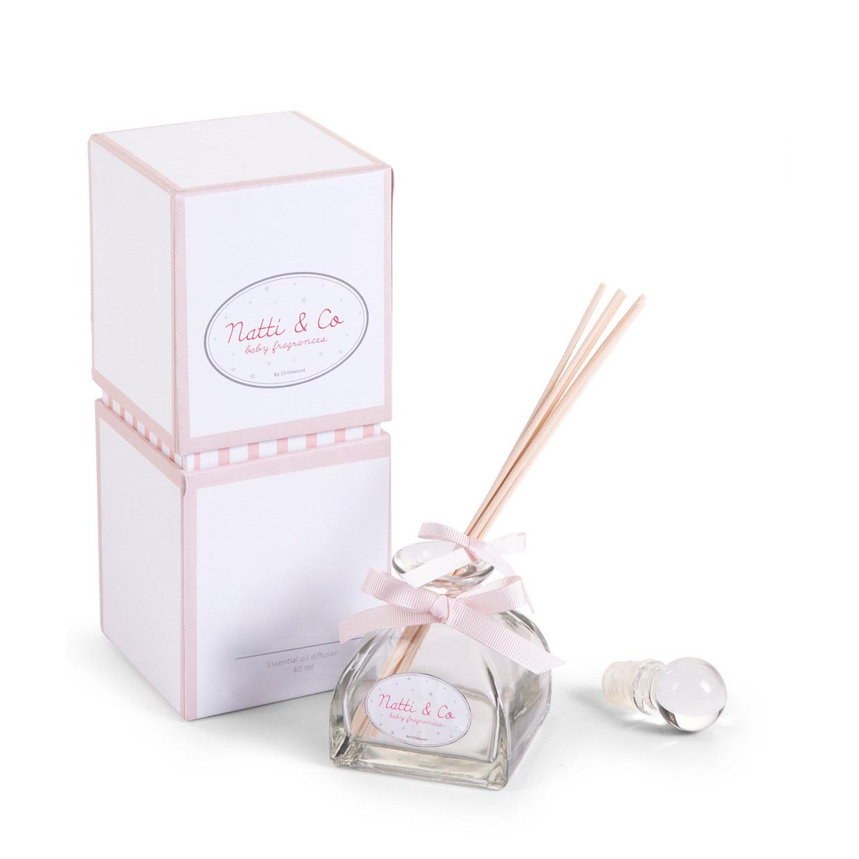 Difuzor ulei parfumat NATTI & CO roz 175 ml imagine