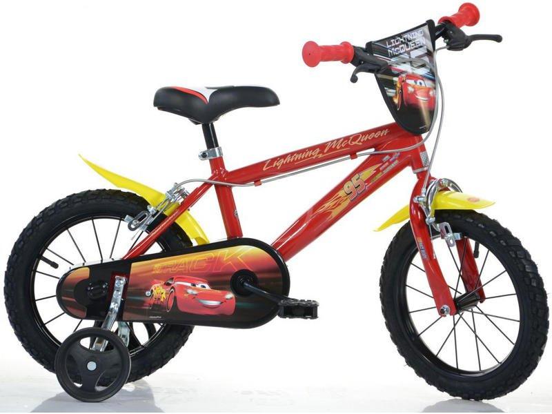 Bicicleta copii 16`` CARS MOVIE