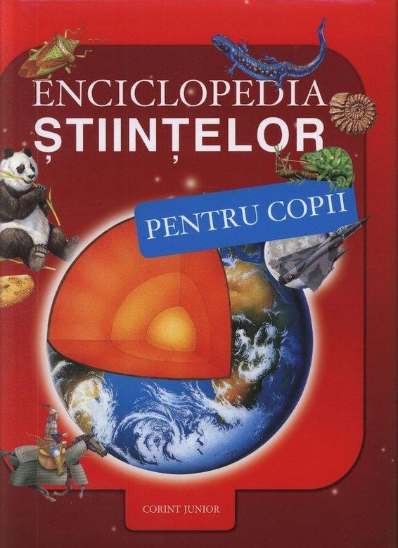Enciclopedia stiintelor pentru copii