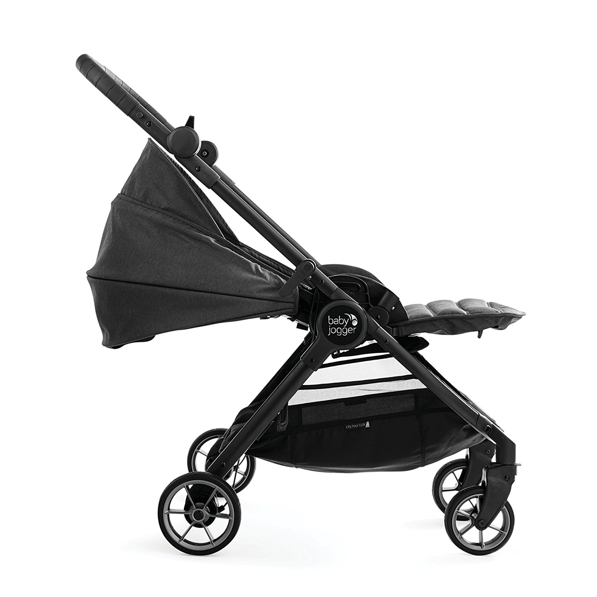 Carucior City Tour Lux Slate sistem 2 in 1