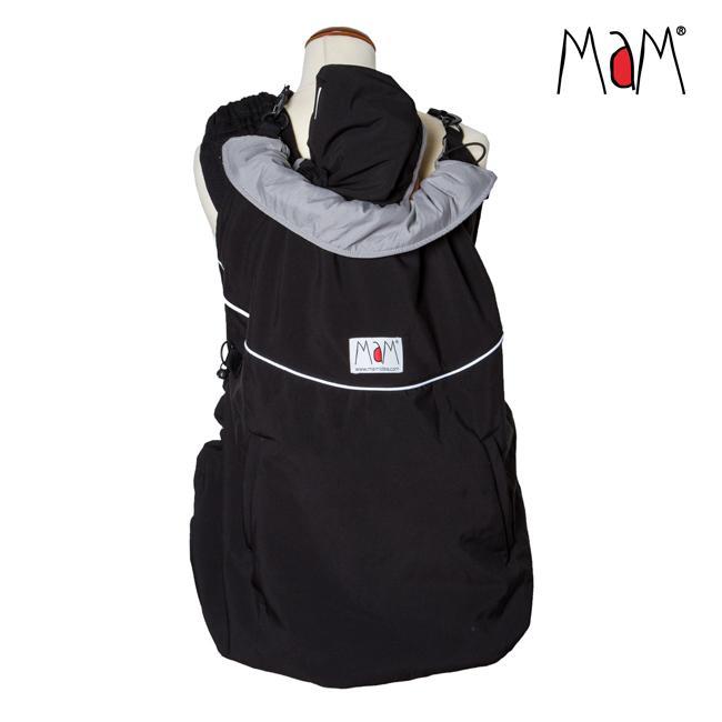 Protectie MaM Deluxe SoftShell FLeX- Black/Rock Grey Cagula ajustabila