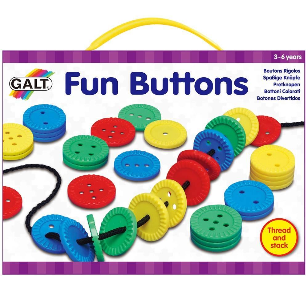Joc de indemanare Fun Buttons image0