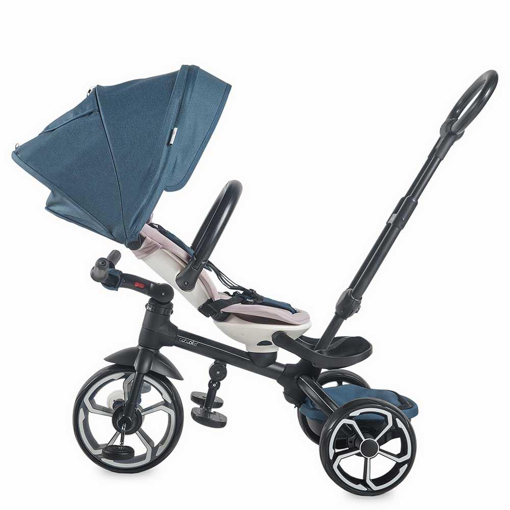 Tricicleta multifunctionala Cocccolle Modi+ Albastru