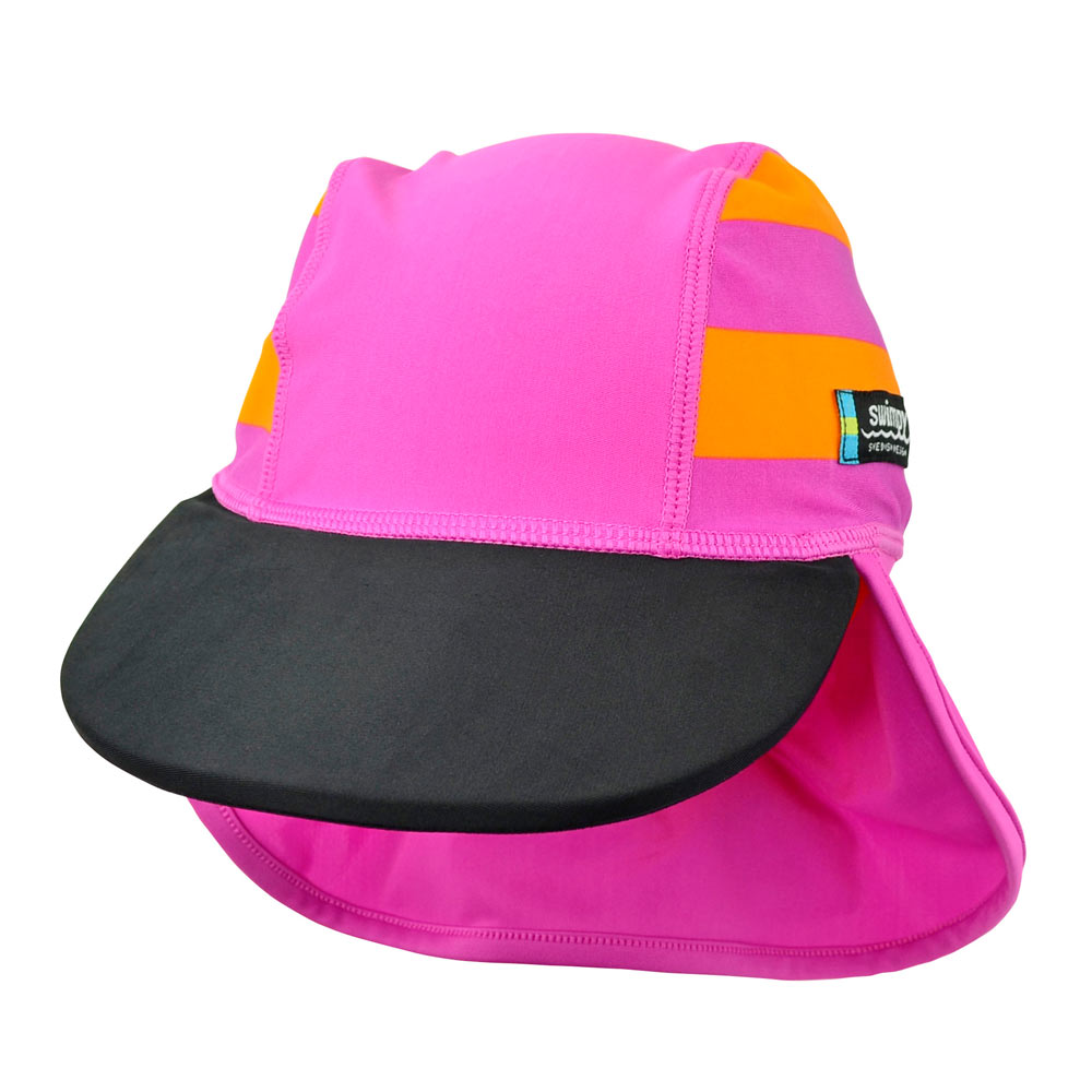 Sapca Sport pink 1- 2 ani protectie UV Swimpy imagine