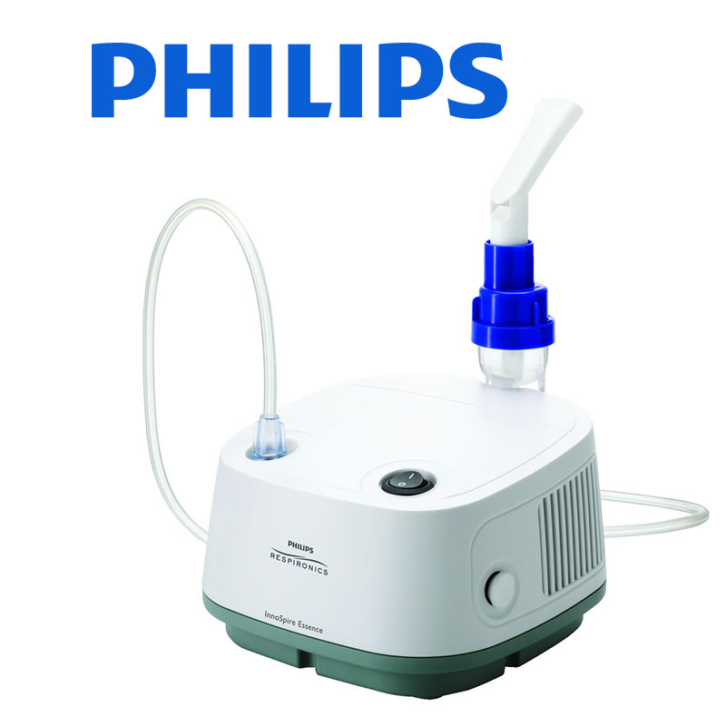 Aparat de aerosoli cu compresor Philips Respironics InnoSpire Essence, MMAD 2.90 μm, sistem Active Venturi imagine