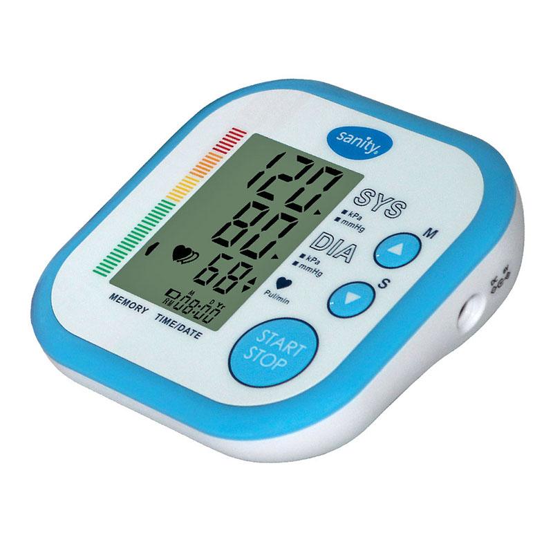 Tensiometru de brat Sanity Simple, 60 seturi de memorie, tehnologie FDS, produs validat clinic imagine