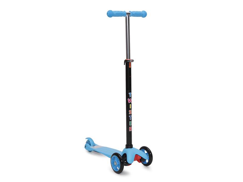 Trotineta Copii Moni Twister Albastru
