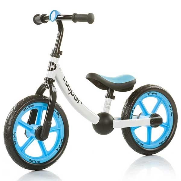 Imagine indisponibila pentru Bicicleta fara pedale Chipolino Casper blue