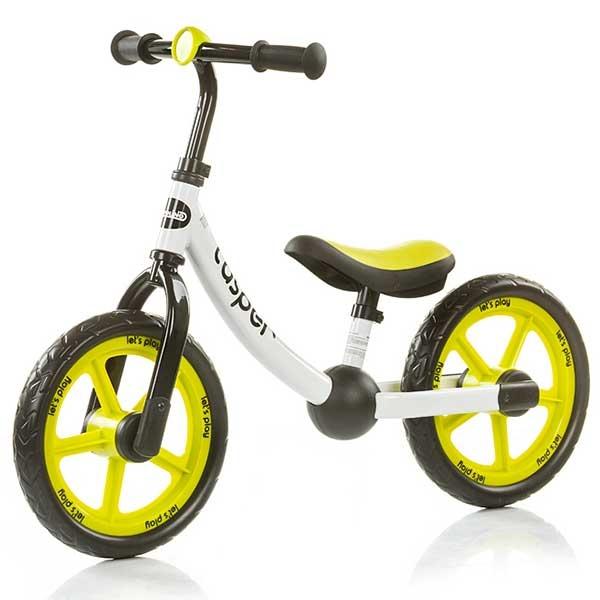 Imagine indisponibila pentru Bicicleta fara pedale Chipolino Casper green