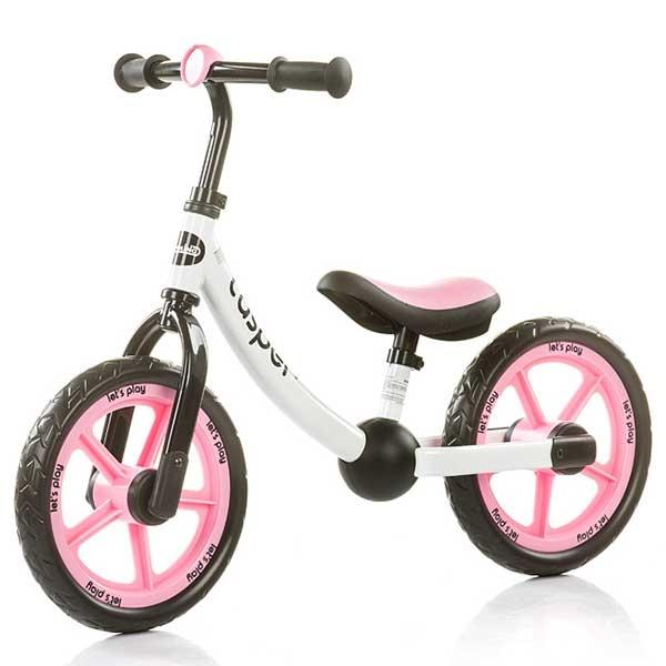 Imagine indisponibila pentru Bicicleta fara pedale Chipolino Casper pink