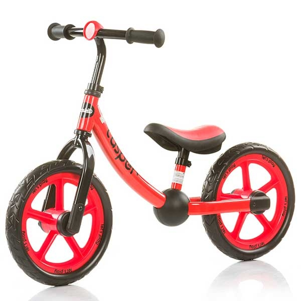 Imagine indisponibila pentru Bicicleta fara pedale Chipolino Casper red