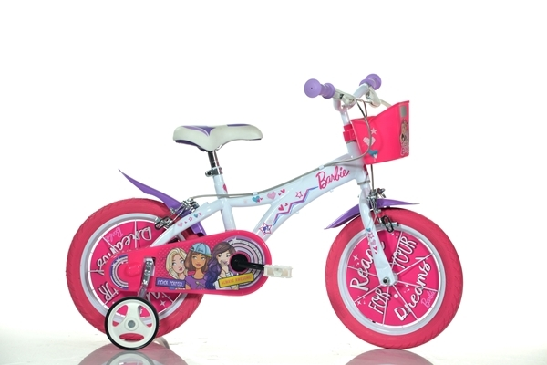 Bicicleta Barbie 14 - Dino Bikes