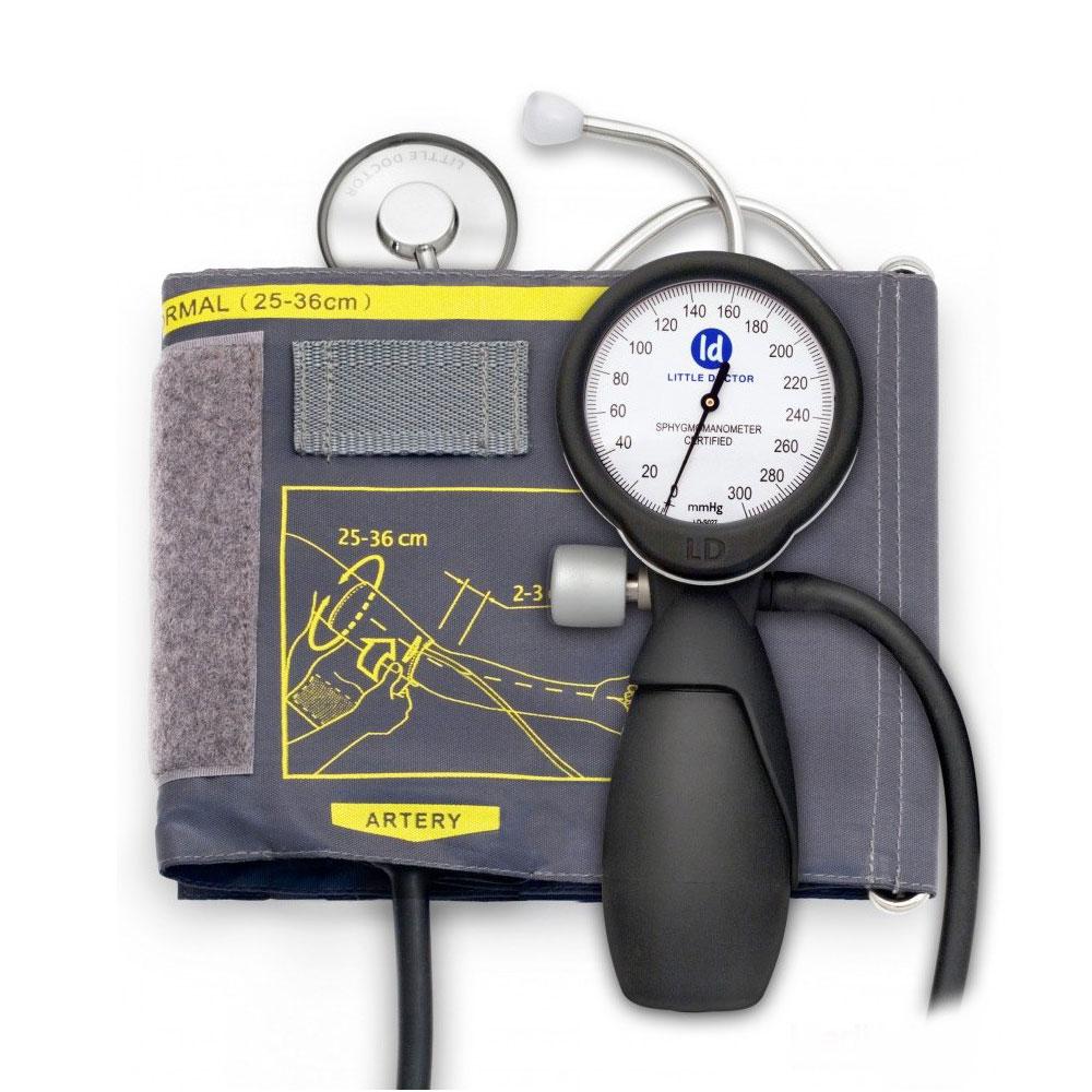 Tensiometru de brat mecanic Little Doctor LD 91 imagine