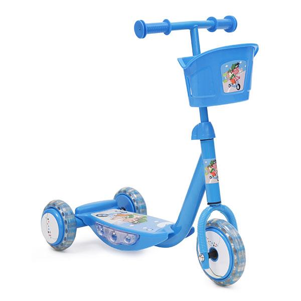 Trotineta Copii Moni Scooter Boy Albastra