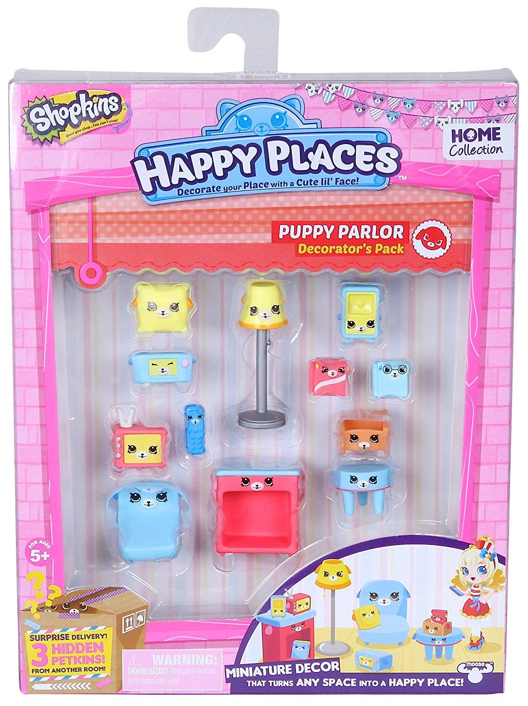 Happy Places S1 - Kit-ul decoratorului PUPPY PARLOR imagine