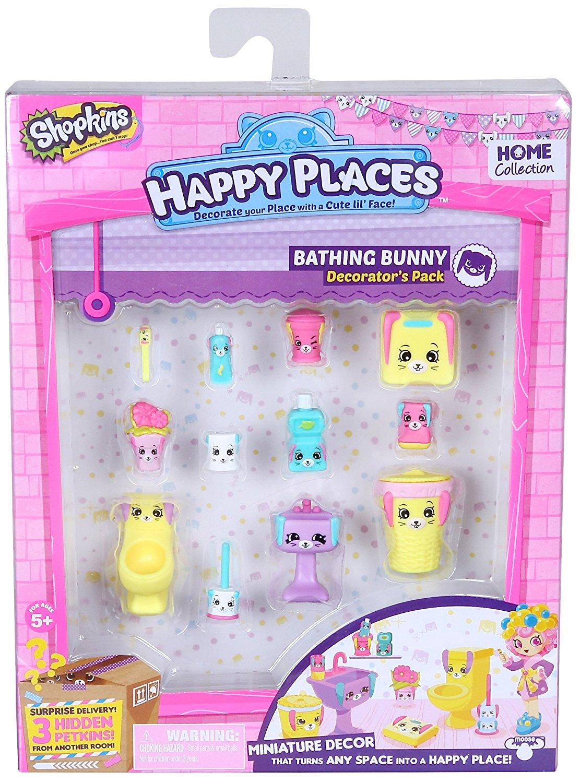 Happy Places S1 - Kit-ul decoratorului BATHING BUNNY imagine