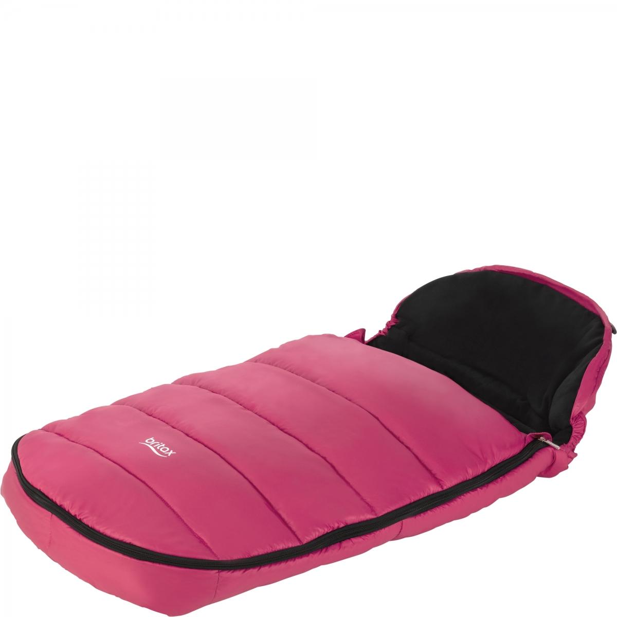 Sac captusit picioare shiny - Pink